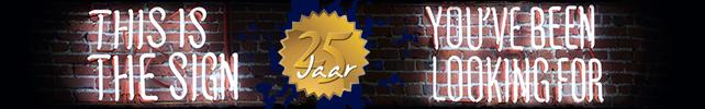 speciale diensten 25 jaar