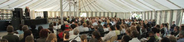 Nationale Genezings-tentcampagne